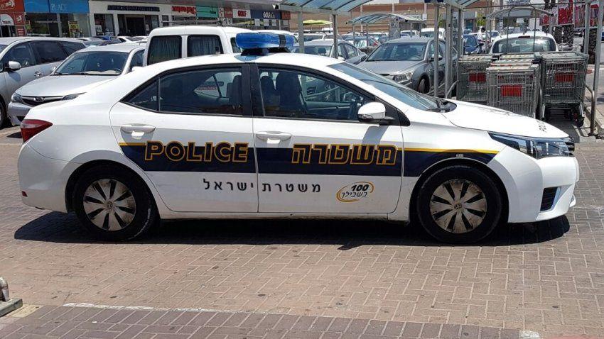 צפו: מעצר חשודים שהתחזו לשוטרים וביצעו מעשי שוד