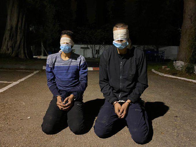 נתפסו שני חשודים בחטיפת הנשק מלוחם הקומנדו